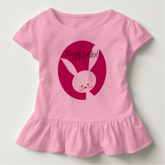 Cute My First Easter Happy Easter Bunny Toddler T-shirt
