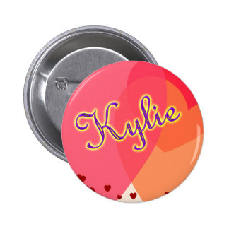 Cute Name Designs Buttons