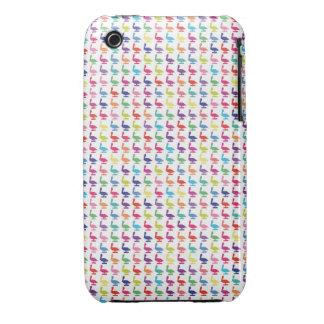 cute naples florida pelicane pattern iPhone 3 Case-Mate case