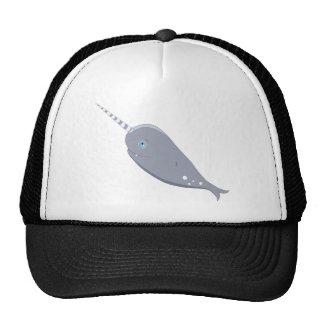 Cute Narwhal Trucker Hat