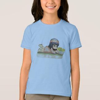 Cute Native American Girl T-shirt