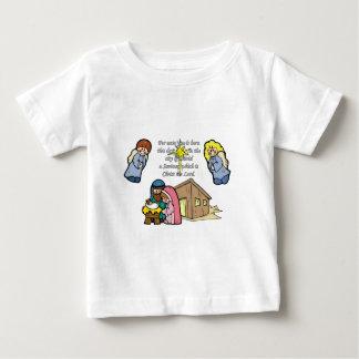 Cute Nativity Scene Shirt