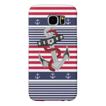 Cute Nautical SAMSUNG GALAXY S6 CASE