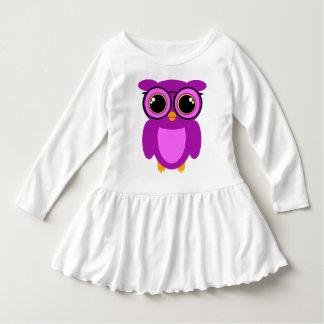 Cute Nerdy Owl T-shirt