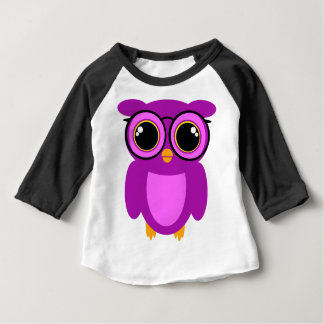 Cute Nerdy Owl T Shirt