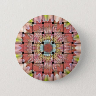 Cute Nice and Lovely Woven Design Button