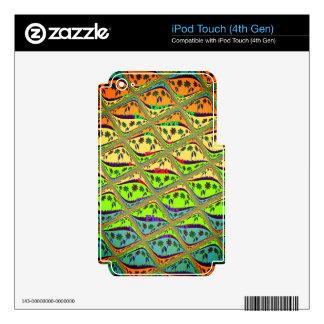 Cute Nice Lovely Hakuna matata Love Island iPod Touch 4G Decal