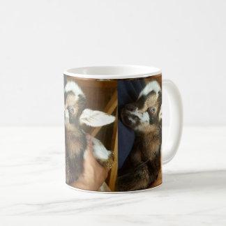 Cute Nigerian Dwarf Goat kid Coffee Mug