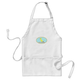 Cute No Matter What Adult Apron