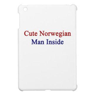 Cute Norwegian Man Inside iPad Mini Cases