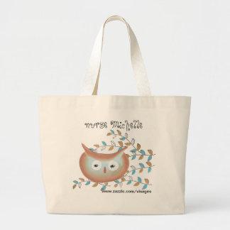 Cute Nurse Bag Owl Picture