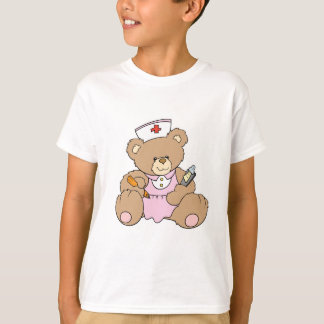 Cute Nurse RN Bear T-Shirt