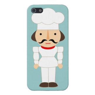 Cute Nutcracker Chef iPhone SE/5/5s Cover