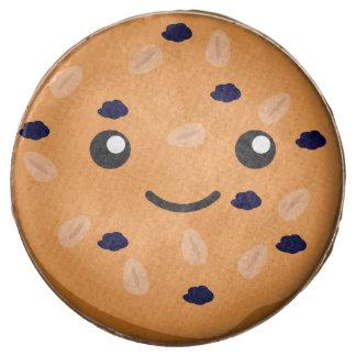 Cute Oatmeal Raisin Cookie