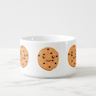 Cute Oatmeal Raisin Cookie Bowl
