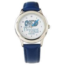 Cute Obsessive Elephant Disorder Wrist Watch