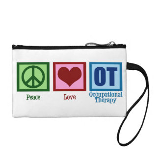 Cute Occupational Therapy Coin Wallet