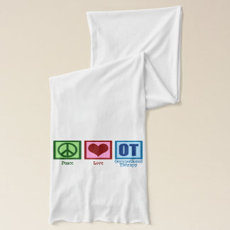 Cute Occupational Therapy Scarf