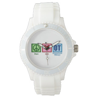 Cute Occupational Therapy Wristwatches