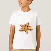 Cute Ocean Sea Starfish T-Shirt