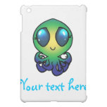 Cute Octo, Your text here iPad Mini Cases