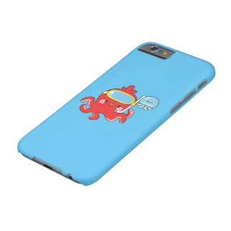 Cute Octopus Barely There iPhone 6 Case