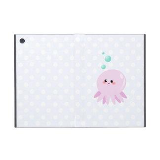 Cute octopus cartoon covers for iPad mini