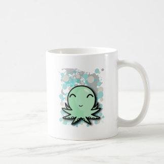 cute octopus design coffee mugs