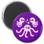 Cute Octopus Refrigerator Magnets