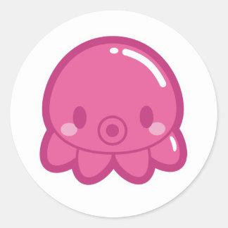 Cute Octopus sticker