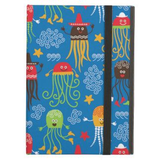 Cute octopuses pattern ipad Air case