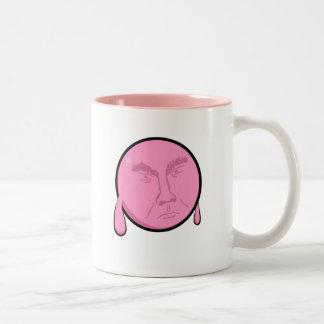 cute? oh yeah Two-Tone coffee mug
