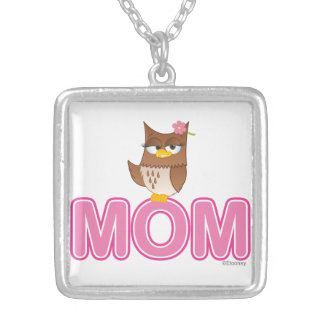 Cute Olivia VonHoot Cartoon for Mom Custom Jewelry