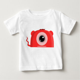 Cute One-Eyed Monster - Baby t-shirt