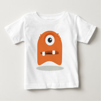 Cute One Eyed Monster Shirt for Kids