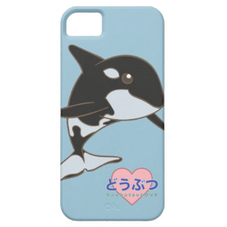 Cute Orca iPhone / iPad Case