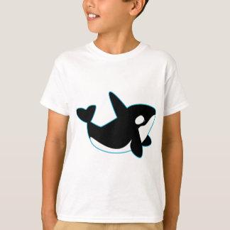Cute Orca (Killer Whale) T-Shirt