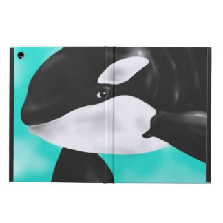 Cute Orca Whale Case For iPad Air