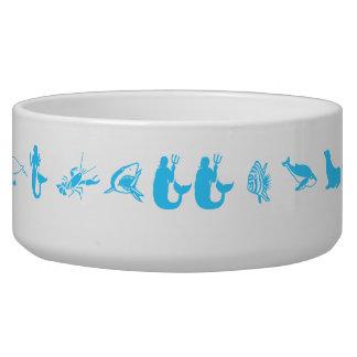 cute original dog bowl! pet food bowl
