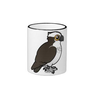 Cute Osprey Ringer Mug