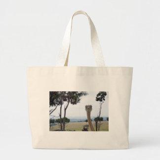 Cute Ostrich Canvas Bag