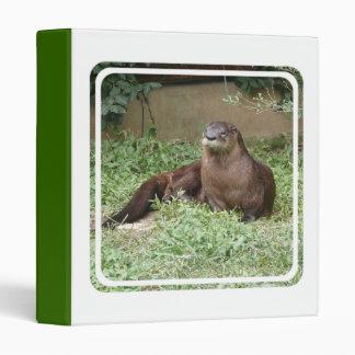 Cute Otter Binder