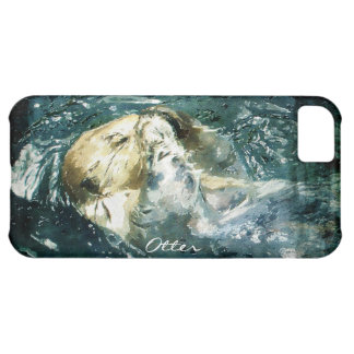 Cute Otter Design for Animal-lovers Cover For iPhone 5C