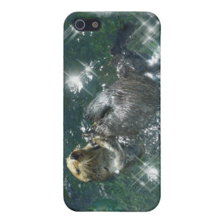 Cute Otter Design for Animal-lovers Cover For iPhone SE/5/5s