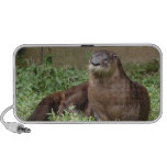 Cute Otter Portable Speakers