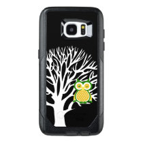 Cute Owl Animal Design OtterBox Samsung Galaxy S7 Edge Case