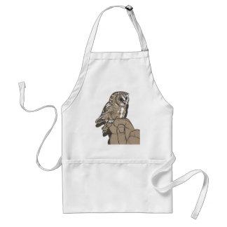 Cute Owl Aprons