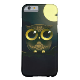 Cute Owl Barely There iPhone 6 Case