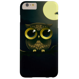 Cute Owl Barely There iPhone 6 Plus Case
