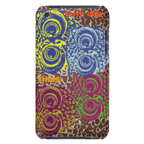 CUTE OWL BIRDS BARELY THERE iPod CASE